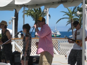 Uncle Mike drunkenly singing Social D and Violent Fems covers with a Ukulele band on Catalina Island with a shit-ton of coworkers. Too bad this was 2010, otherwise this would've made the list, no doubt.